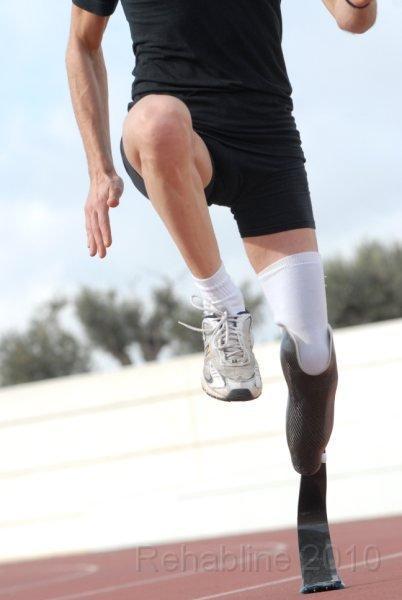 Αθλητές με προσθετικά μέλη | RehabLine-Χρονόπουλος-Γουγής-Προσθετικά, Ορθοτικά και Τεχνητά Μέλη, Κηδεμόνες, Κοσμητική σιλικόνης, Αμαξίδια και τροχήλατα βοηθήματα στήριξης