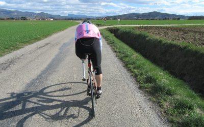 Dom Bard: ο επίμονος ποδηλάτης