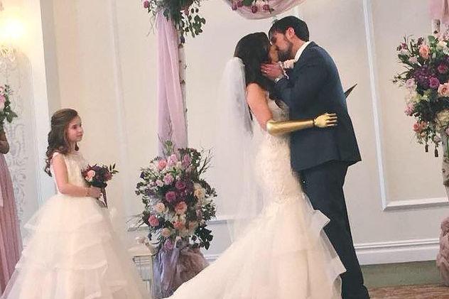 Rebekah Marine: η βιονική νύφη