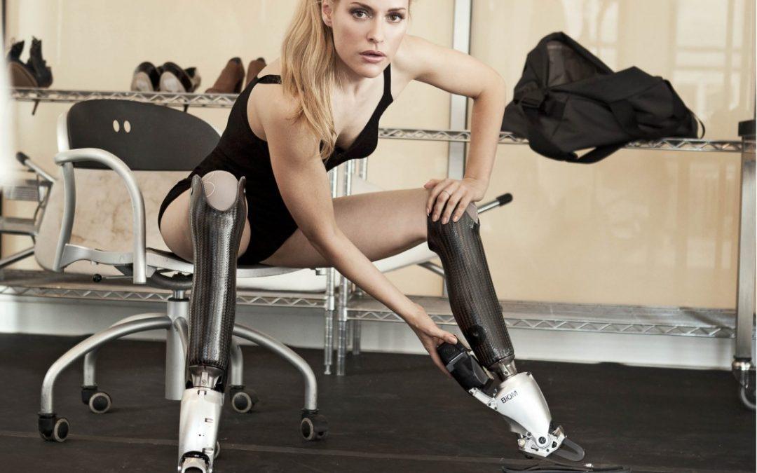 Συναρμολογώντας την Aimee Mullins