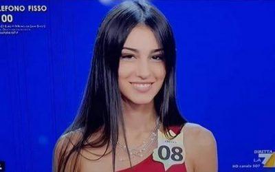 Chiara Bordi, β' αναπληρωματική Miss Italy 2018