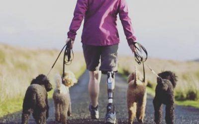 Gillian McBain: το C-Leg4 έφερε πάλι τη φύση στα πόδια της