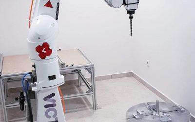 Αφιέρωμα του ΑΝΤ1 στο Victor, το πρώτο ρομπότ για τεχνητά μέλη στα Βαλκάνια