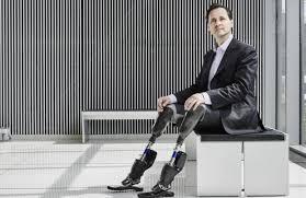 Hugh Herr: ο τολμηρός οραματιστής της βιονικής τεχνολογίας