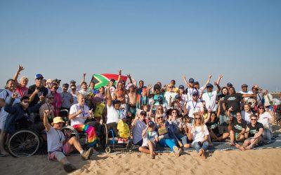 Παγκόσμιο Πρωτάθλημα Προσαρμοσμένης Ιστιοσανίδας στη Νότιο Αφρική