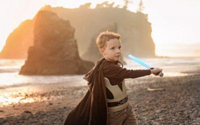 Με έναν κηδεμόνα σκολίωσης, ο μικρός Liam σώζει τον κόσμο