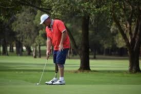 Shane Luke: Χρήστης προσθετικού ποδιού, τεχνικός της Ottobock, πρωταθλητής του γκολφ